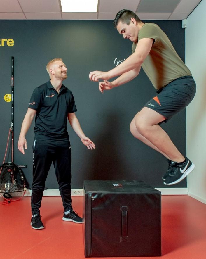 sportfysiotherapie bij Fysiomobilae