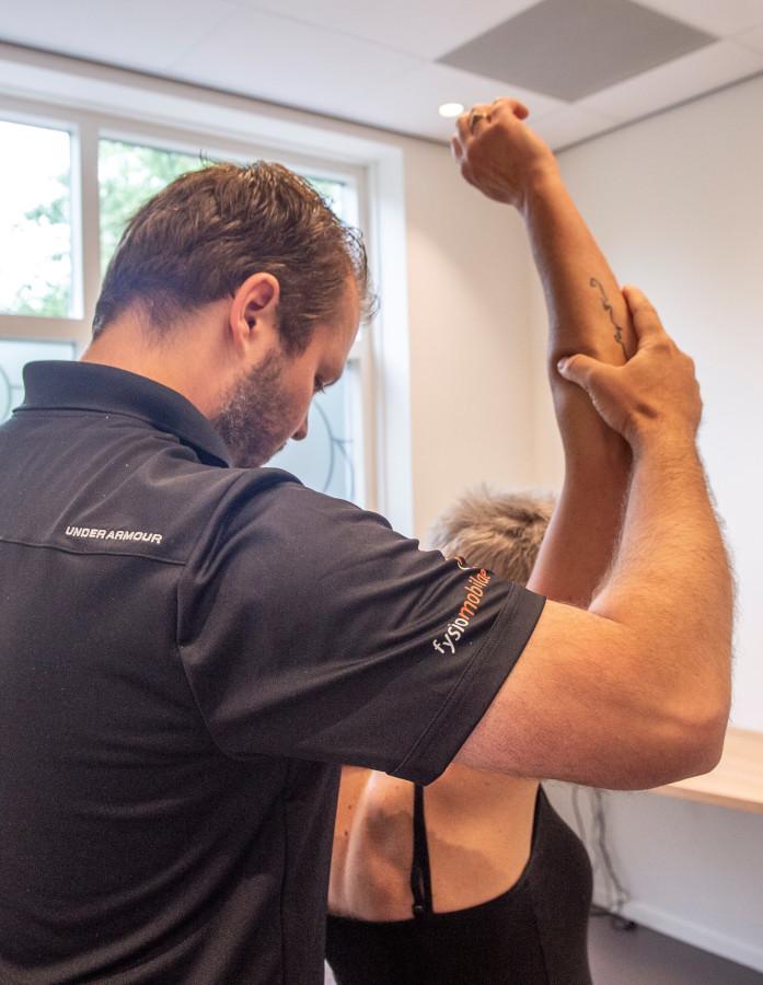 Schouderklachten FysioMobilae fysiotherapie